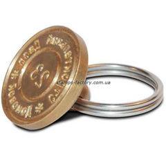 Пломбир для сургуча и пластилина с кольцом