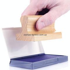 Оснастка деревянная, 80х25 мм