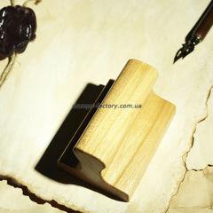 Оснастка деревянная, 65х27 мм