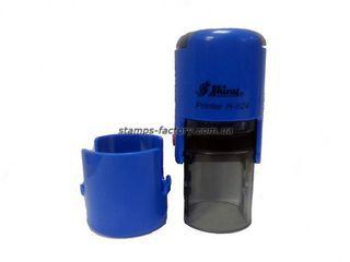 Оснастка для круглой печати, 24 мм, Shiny R-524