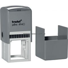 Оснастка для круглой печати, 40 мм, Trodat 4940