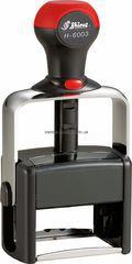 Оснастка Шайни (профи) Н-6003, 50х30 мм