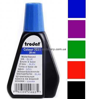 Краска Trodat, стандартная для бумаги