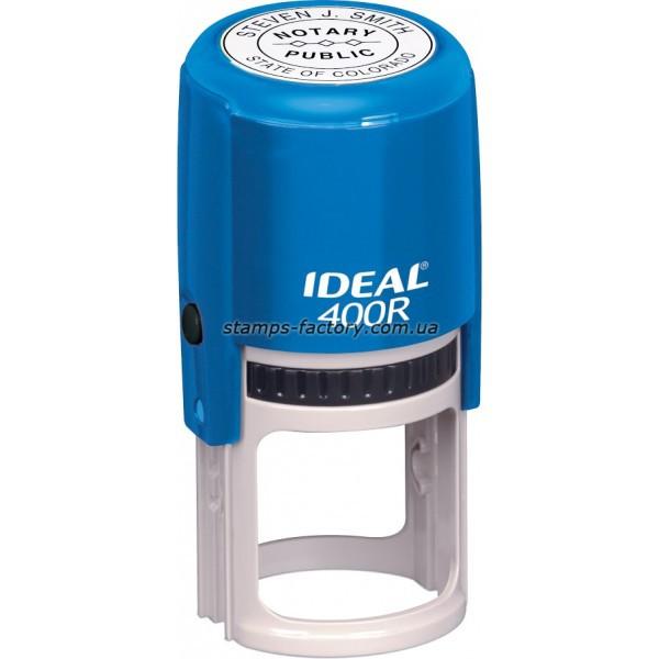 Оснастка для круглой печати, 40 мм, Ideal 400R