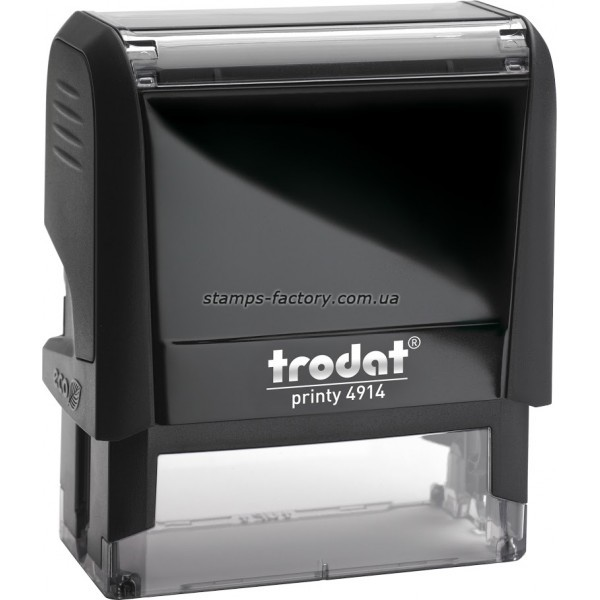 Оснастка Тродат 4914, 64х26 мм