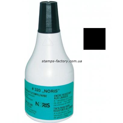 Краска Noris, для тканей на спирту 320